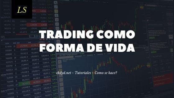 ¿Se puede vivir del trading?